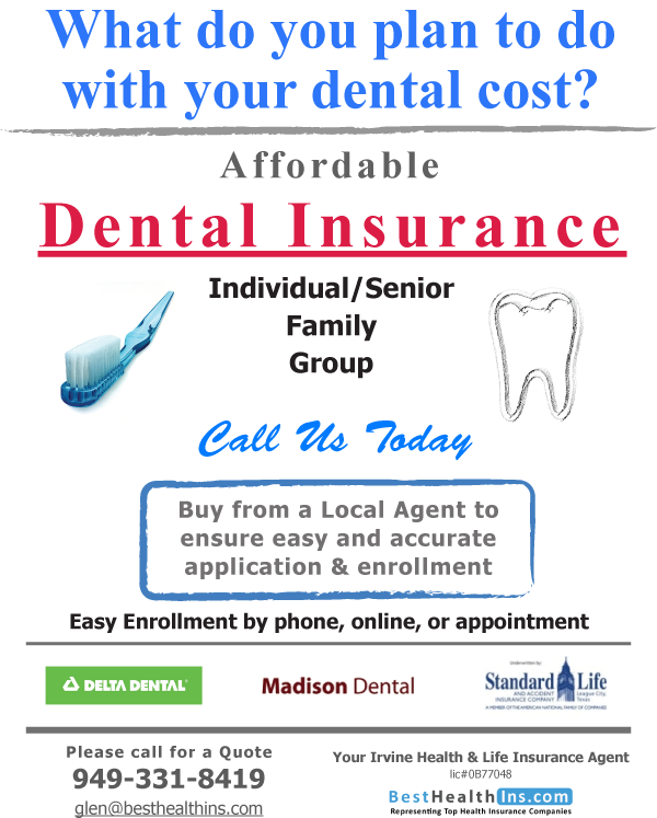 dental insurance plans in orange county
